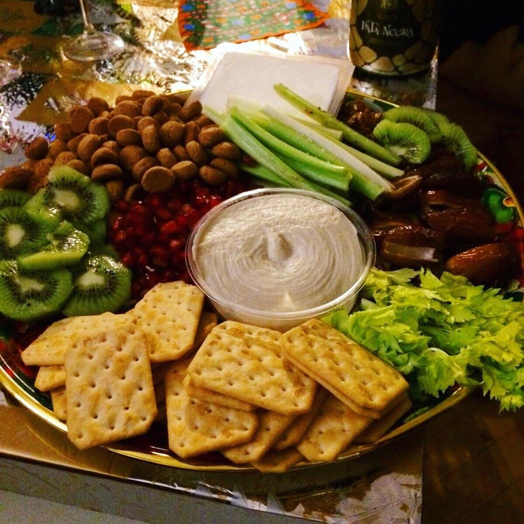 Vegan Dessert Platter