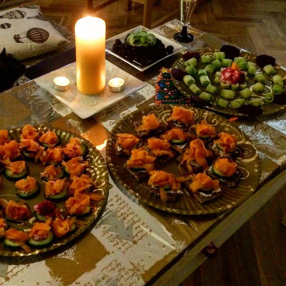 Gluten Free Vegan Christmas